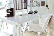 Home Office Redesign / by Savvy Brown