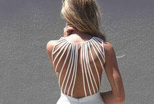 Dress To Impress Yourself / by Sarah Buop