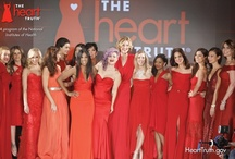 Red Dress Collection / The Red Dress reminds women to take action to protect their heart health. Each February, the Red Dress symbol has come to life on the runway with the support of the fashion industry and celebrity models at The Heart Truth's Red Dress Collection Fashion Show. Visit www.hearttruth.gov to learn more. / by The Heart Truth