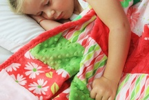Izzy by Ann Kelle / Shannon Fabrics Licensed Collections- Robert Kaufman Cuddle / by Shannon Fabrics