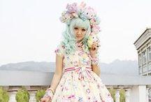 Japanese (inspired) Fashion