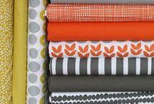 Fabrics / by Angela Sands