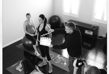 Nourish in the Making / Behind the scenes of our #childbirth preparation, #breastfeeding, #prenatal and #postnatal #fitness video workshops.
