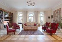 interiors - of mine / Some interiors I've designed... check out more pics at www.zofiarostworowska.pl