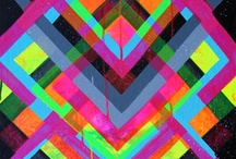 Pitter Patter Pattern / I suck at Math, but I'm amazeballs in Geometry! / by Trina Martirez