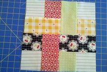 Quilt blocks and ideas to try / Ideas I'd like to try / by Kathleen S