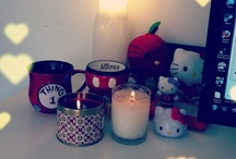 Candles!! <3