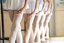 Ballet træning
