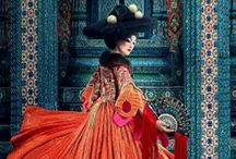 Ethnic and Bohemian Fashion