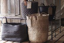 編物  織物