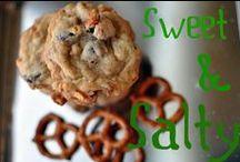 Food - Cookies, scones and brownies