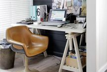 study it / office nook ideas
