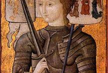 Joan of Arc / Number. One. Heroine.