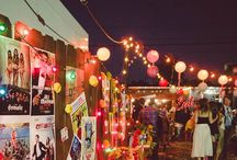 Street Fair Things... / ideas and thoughts for an EPIC college block party