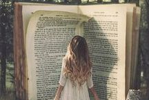 """Our Library / """"You can never get a cup of tea large enough or a book long enough to suit me.""""  ~ C.S. Lewis"""