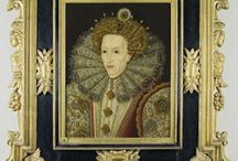 Tudor History / My obsession. Queen Elizabeth 1 is my favourite