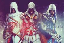 Nothing is True - Assassin's Creed / So what if i've never personally played it? / by Courtney McGaha