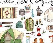 Camping Inspiration / Camping