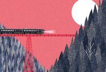 Train Travel / Train Travel