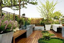 Balcony and Rooftop Design / Creating the private outdoor space