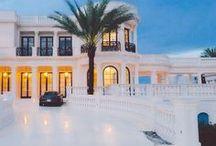 h o m e  s w e e t  h o m e / home inspiration, dream homes, home exterior, home exterior colors, home exterior ideas