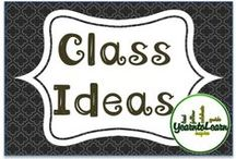 Classroom Ideas / Classroom ideas for the elementary education teacher / by Yearn to Learn