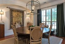 Dining Room / by Charlotte Skinner Interiors