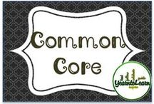 Common Core / Common Core in elementary education classrooms
