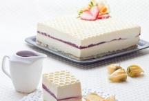 Les gâteaux de nos blogs partenaires / Voici les réalisations de nos blogs pâtissiers partenaires.