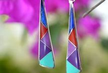 Earrings / Beautiful collection of handmade Fair Trade earrings.