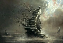 StAiRwAyS To tHe UnKnOwN / by Angie Spaulding