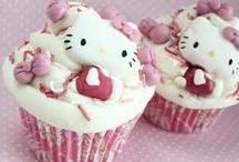 Gâteaux Hello Kitty / Fan de Hello Kitty ? Alors découvrez ces gâteaux Hello Kitty !