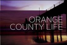 Orange County Life / Orange County has some of the most beautiful houses you'll ever see. Get a taste of the Orange County lifestyle through these tips and sites. Who knows? Maybe you'll be inspired to move to this wonderful county.