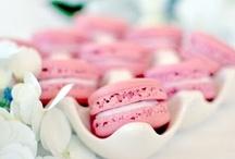 Pink cakes / Une sélection de pink cakes, pâtisseries roses