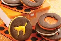 Gâteaux d'Halloween / Retrouvez toute notre sélection de pâtisseries pour fêter Halloween.