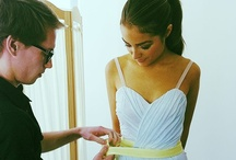 Supima & Miss USA / Olivia Culpo Selects Supima's 2012 Design Competition Dresses / by Supima