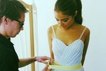 Supima & Miss USA / Olivia Culpo Selects Supima's 2012 Design Competition Dresses / by Supima