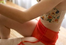 Underpinnings / by Amy Marie