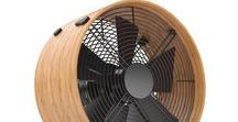 Cooling Fans / Fans and ventilators circulate the air around the room and thereby create a comfortable breeze on hot summer days.