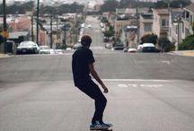 sound of living / skateboarding is exhilarating