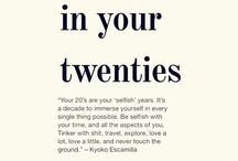 Twenty-Something / by Kaelin Pratt