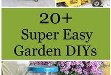 Thrifty Gardening/outdoors Ideas / Thrifty Ideas to create your gardens and outdoor spaces.