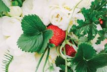 Strawberry wedding