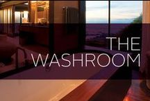The Washroom / Sometimes the most luxurious room in your home is one reserved for its residents. Design your dream washroom with these decorating tips.