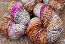 FireFlyFibreArts / Coloured String Therapy