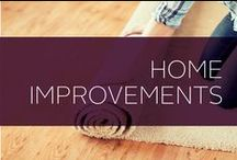 Home Improvement / Your home should look and feel the way you want. Whether you're tackling DIY projects or hiring a team of professionals to take on a huge renovation project, this board has tips and ideas that you will love!
