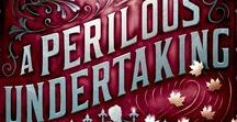 A Perilous Undertaking / The second of the Veronica Speedwell books will be released in January 2017!