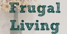 ~Simple Frugal Living Tips~ / Frugal living, investing, saving money, money tips, coupons, budget, budget tips.  Limit 5 pins per day. High-quality pins only please.. No affiliate links, spamming, etc.  Make sure to share the love by pinning often please. This board is closed to new contributors for right now.
