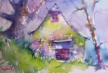 watercolor / by Jane Carney