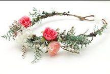 Bijoux et accessoires mariage / Trouvez le bijou et l'accessoire qui sublimera votre tenue de mariage et de cérémonie!